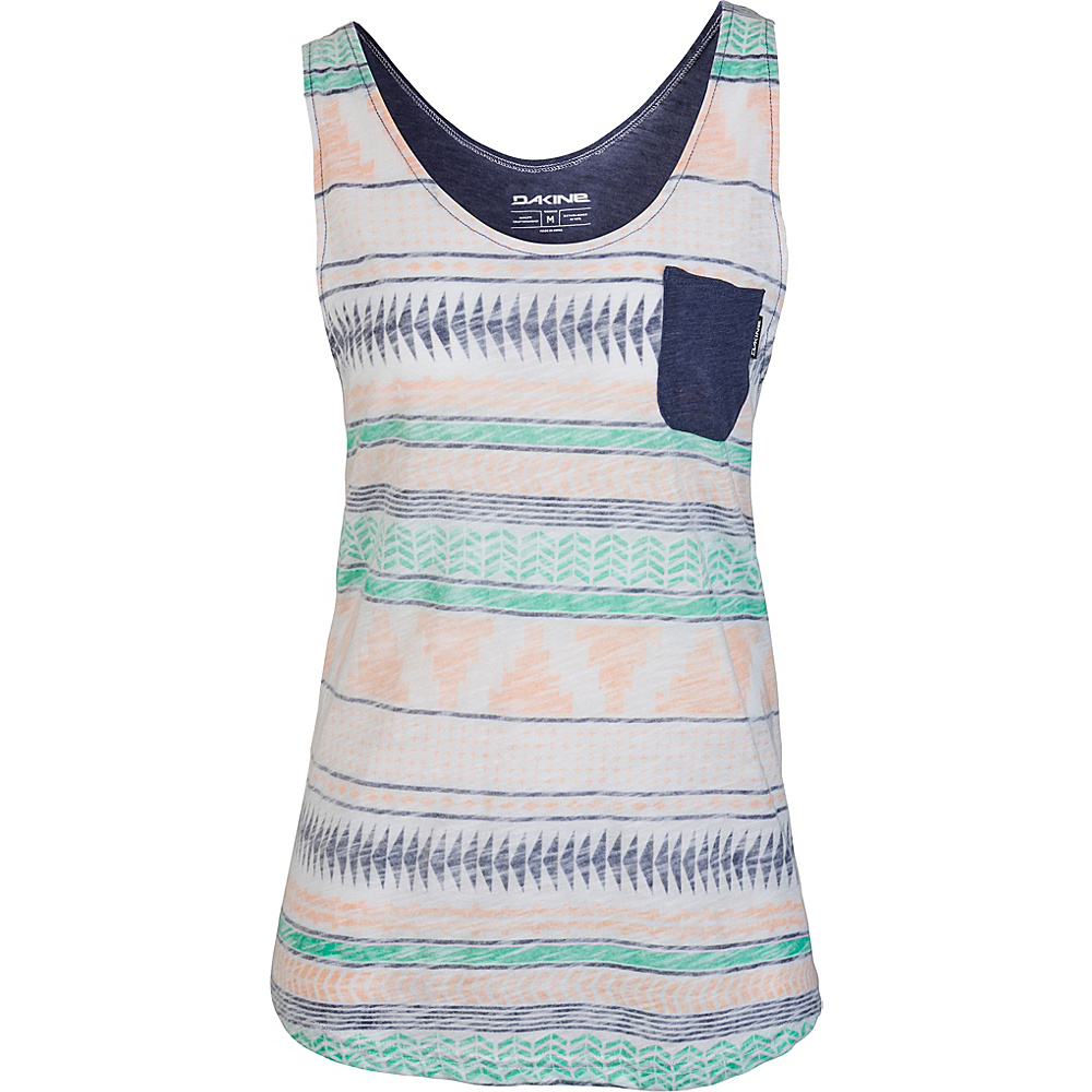 DAKINE Womens Adele Tank M - Prairie Sunset - DAKINE Womens Apparel - Apparel & Footwear, Women's Apparel