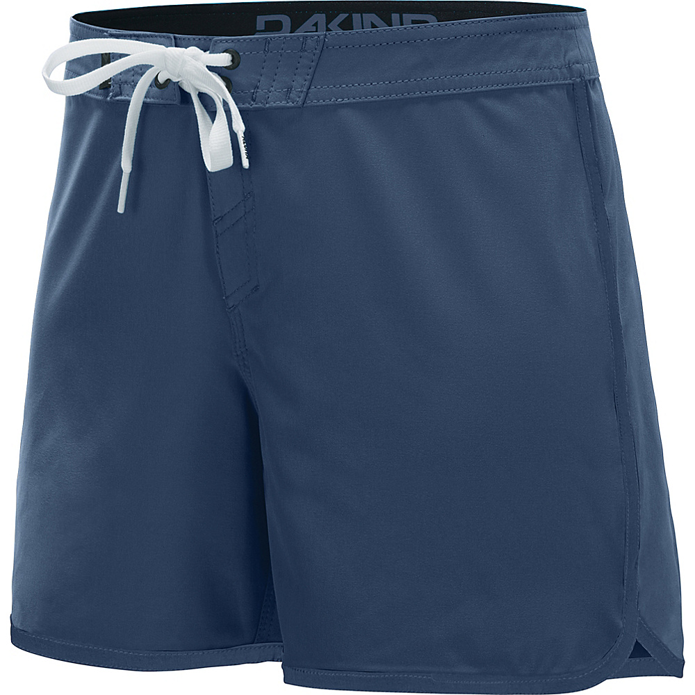 DAKINE Womens Freeride 5 Short XL - Crown Blue - DAKINE Womens Apparel - Apparel & Footwear, Women's Apparel