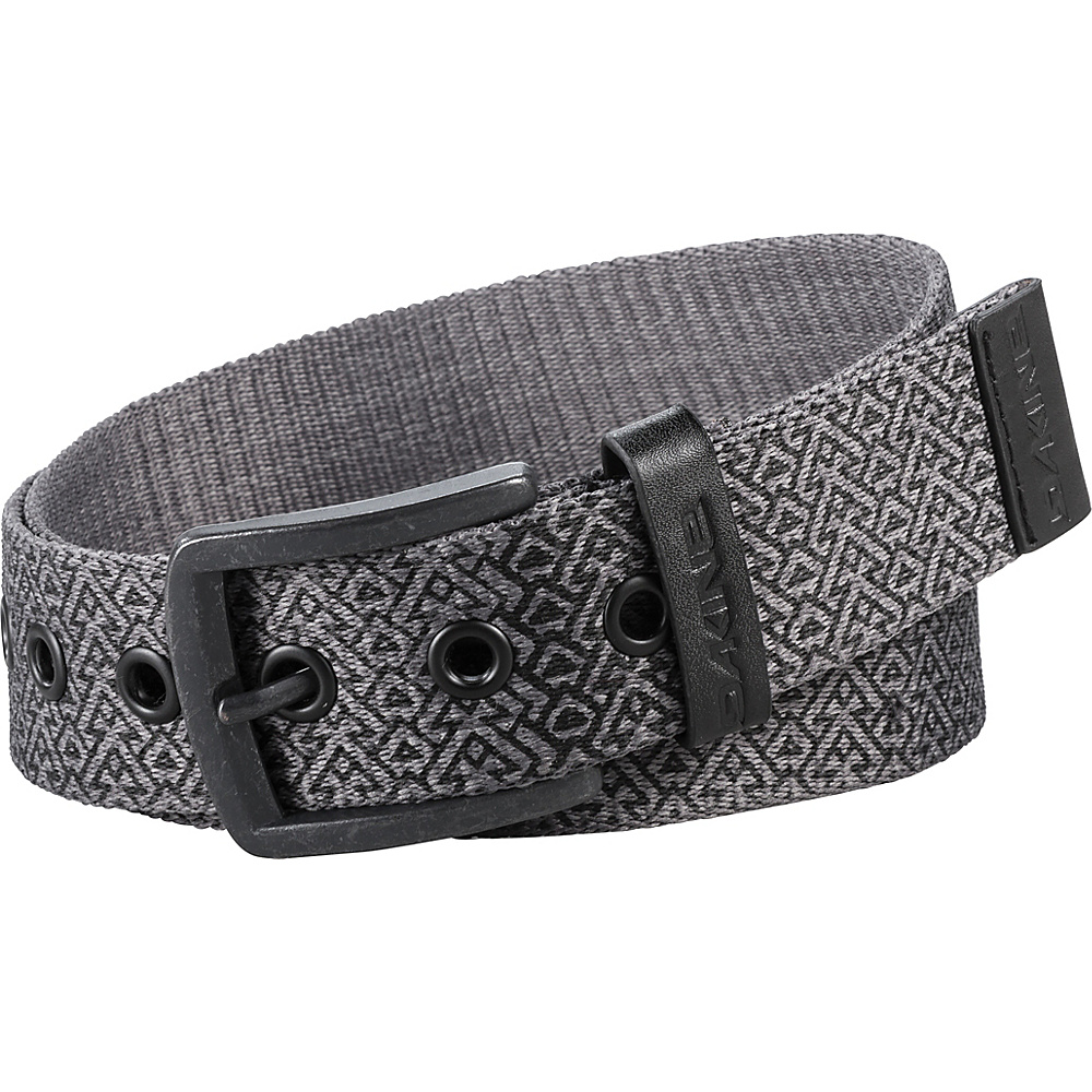 DAKINE Mens Deckard Belt S/M - Stacked Black - DAKINE Belts - Fashion Accessories, Belts