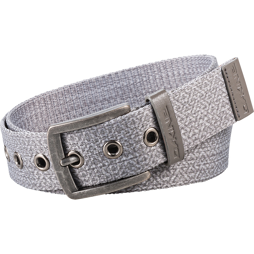 DAKINE Mens Deckard Belt S/M - Stacked Grey - DAKINE Belts - Fashion Accessories, Belts