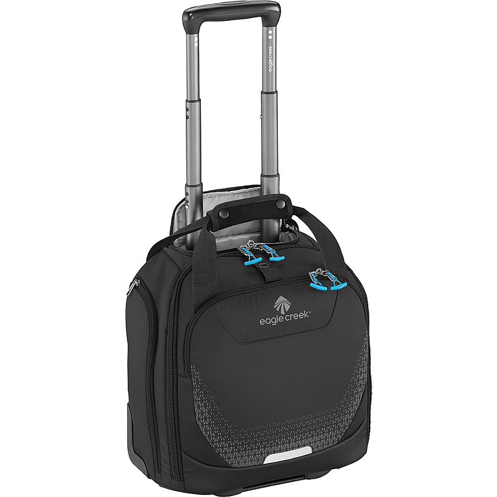 Eagle Creek Expanse Wheeled Tote Carry-On Black - Eagle Creek Softside Carry-On - Luggage, Softside Carry-On