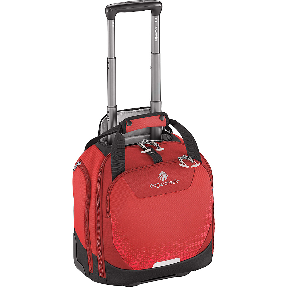 Eagle Creek Expanse Wheeled Tote Carry-On Volcano Red - Eagle Creek Softside Carry-On - Luggage, Softside Carry-On