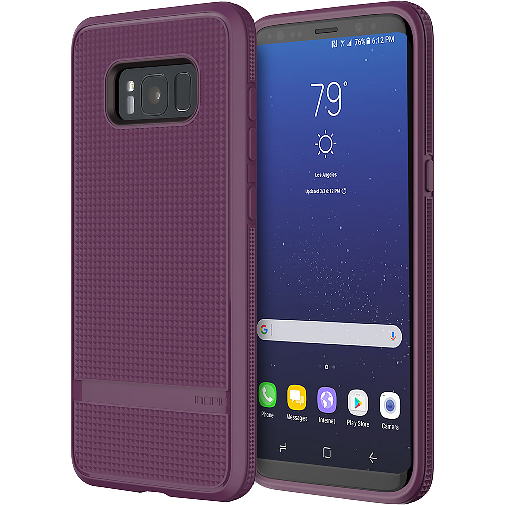 Incipio NGP Advanced for Samsung Galaxy S8 Plum - Incipio Electronic Cases - Technology, Electronic Cases