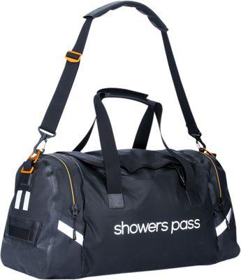 Showers Pass Refuge Waterproof Duffel Bag Gold/Black - Showers Pass Travel Duffels