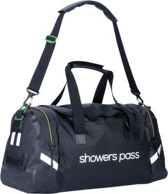 Showers Pass Refuge Waterproof Duffel Bag Lime/Black - Showers Pass Travel Duffels