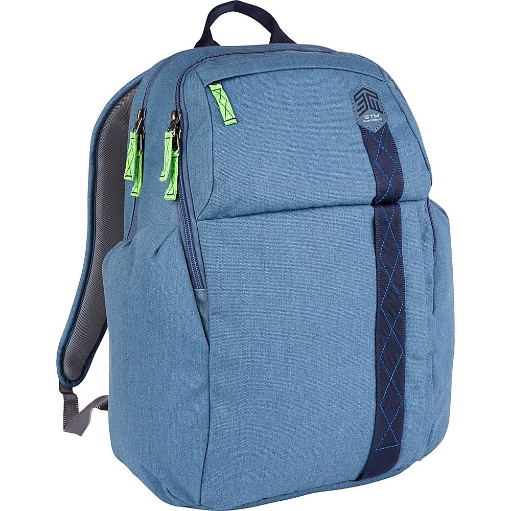 eb1aee55cc STM Goods 15 Kings Backpack China Blue - STM Goods Laptop Backpacks -  Backpacks