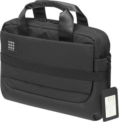 Moleskine ID Briefcase Black - Moleskine Non-Wheeled Busi...