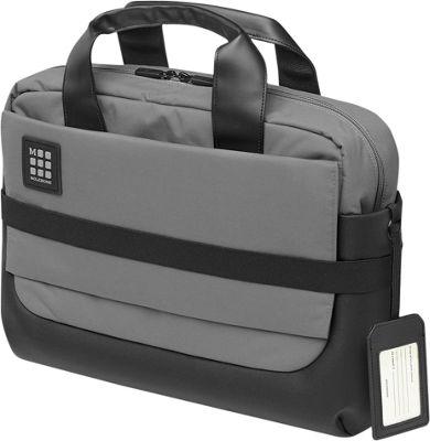 Moleskine ID Briefcase Slate Grey - Moleskine Non-Wheeled...