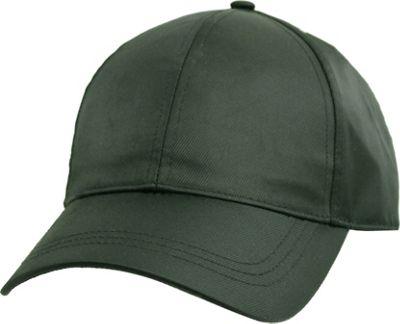 FITS Satin Baseball Cap One Size - Black - FITS Hats 10570946