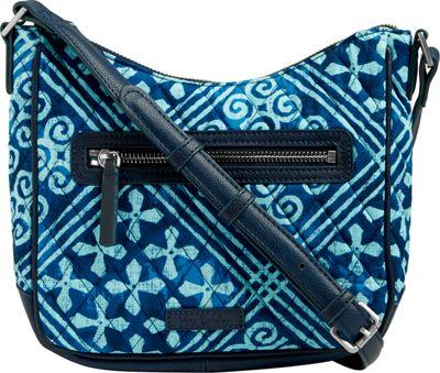 Vera Bradley Mini Vivian Crossbody - Retired Prints Cuban Tiles - Vera Bradley Fabric Handbags