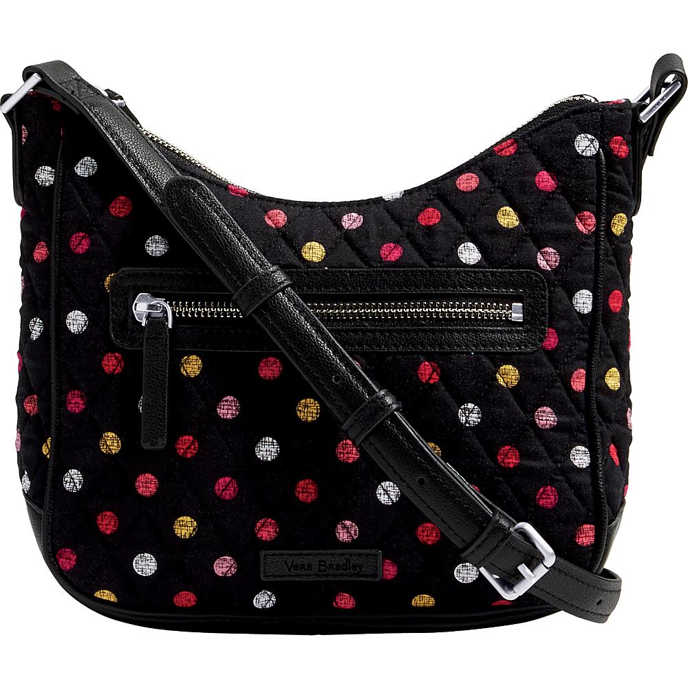 Vera Bradley Mini Vivian Crossbody - Retired Prints Havana Dots - Vera Bradley Fabric Handbags - Handbags, Fabric Handbags