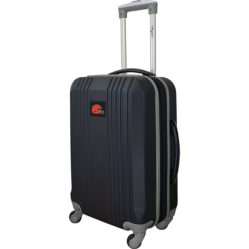 MOJO Denco 21 Carry-On Hardcase 2-Tone Spinner Cleveland Browns - MOJO Denco Hardside Carry-On - Luggage, Hardside Carry-On