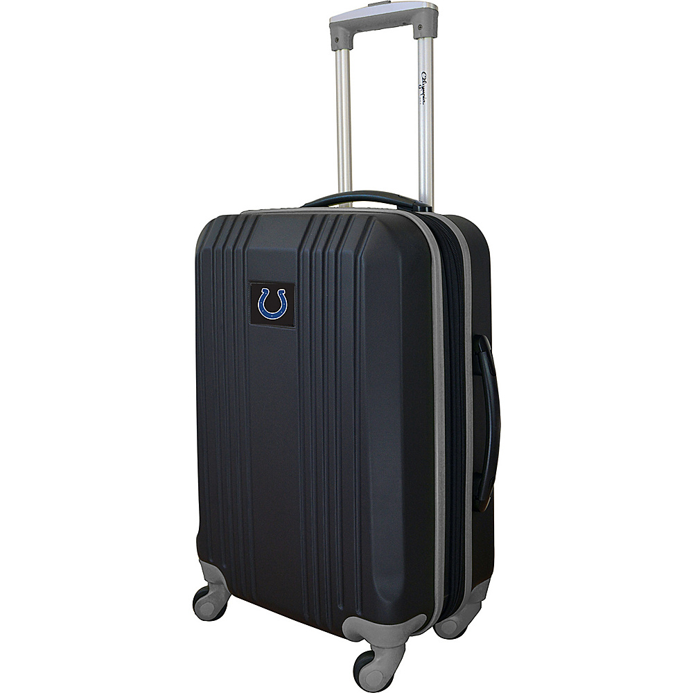 MOJO Denco 21 Carry-On Hardcase 2-Tone Spinner Indianapolis Colts - MOJO Denco Hardside Carry-On - Luggage, Hardside Carry-On