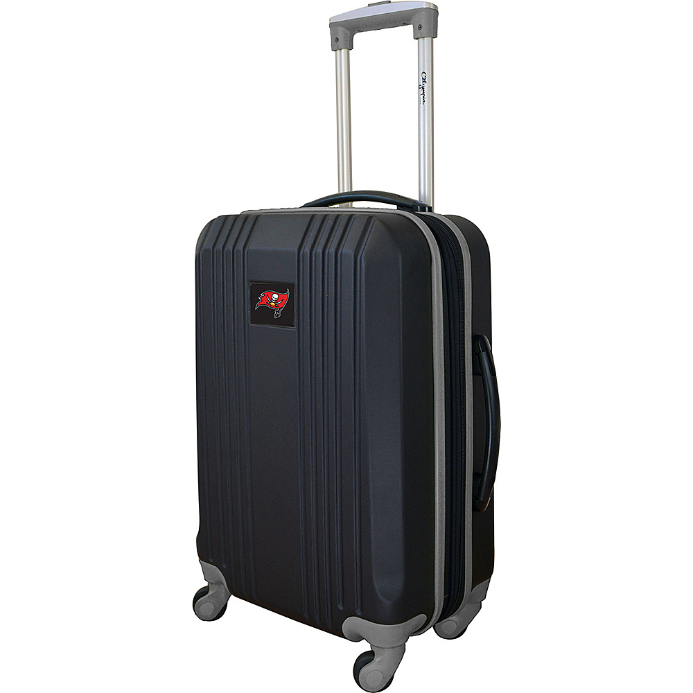 MOJO Denco 21 Carry-On Hardcase 2-Tone Spinner Tampa Bay Buccaneers - MOJO Denco Hardside Carry-On - Luggage, Hardside Carry-On