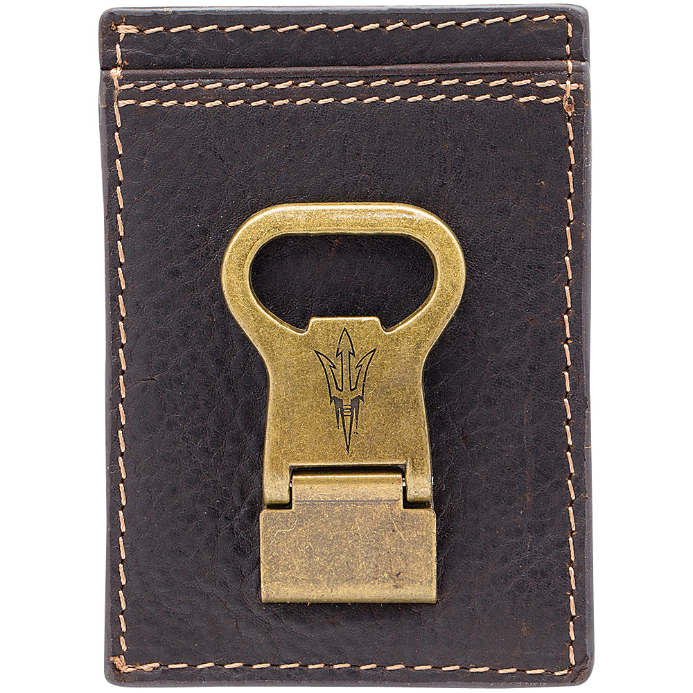 Jack Mason League NCAA Gridiron Front Pocket Wallet Arizona State Sun Devils - Jack Mason League Mens Wallets - Work Bags & Briefcases, Men's Wallets