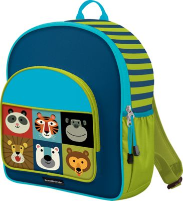Crocodile Creek Inc Jungle Jamboree Backpack Jungle Jamboree - Crocodile Creek Inc Kids' Backpacks