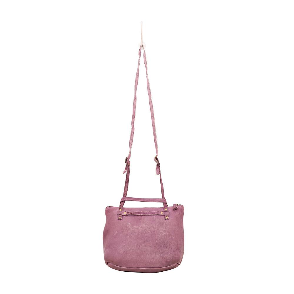 Latico Leathers Marlena Crossbody Washed Purple - Latico Leathers Leather Handbags - Handbags, Leather Handbags