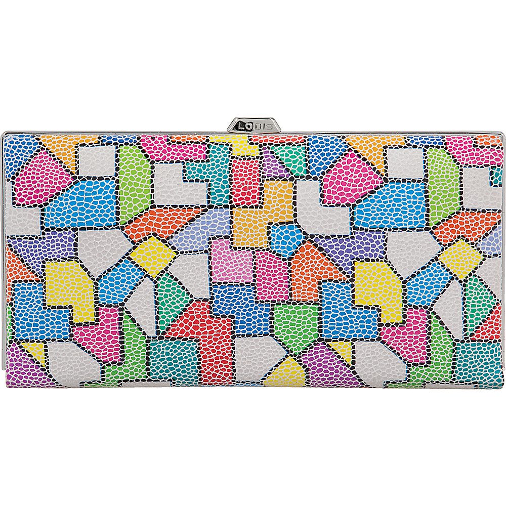 Lodis Zaragoza Quinn Clutch Wallet Multi - Lodis Womens Wallets - Women's SLG, Women's Wallets