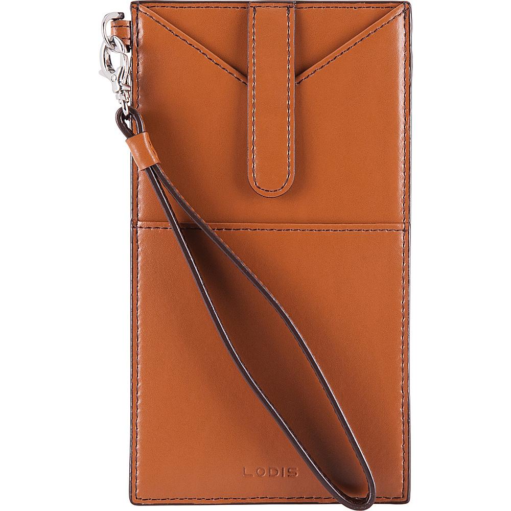 Lodis Audrey Ingrid Phone Wallet Toffee - Lodis Womens Wallets - Women's SLG, Women's Wallets