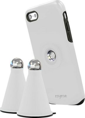 Unity MyMe Unity System + Extra Cradle for iPhone 6 Plus, 6s Plus White - Unity Electronic Cases