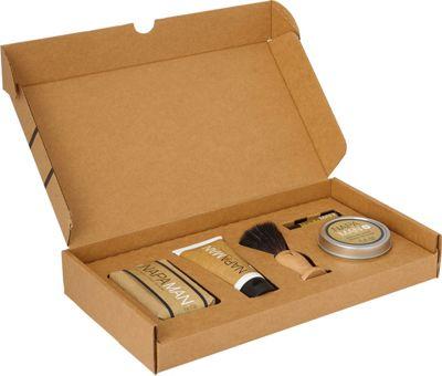 Napa Soap Company NapaMan Gift Set Brown - Napa Soap Company Travel Comfort and Health