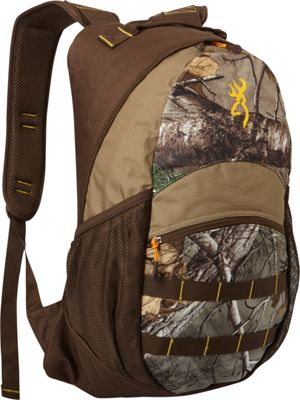 Browning Buck 1500 Day Pack Real Tree Xtra Camo - Browning School & Day Hiking Backpacks