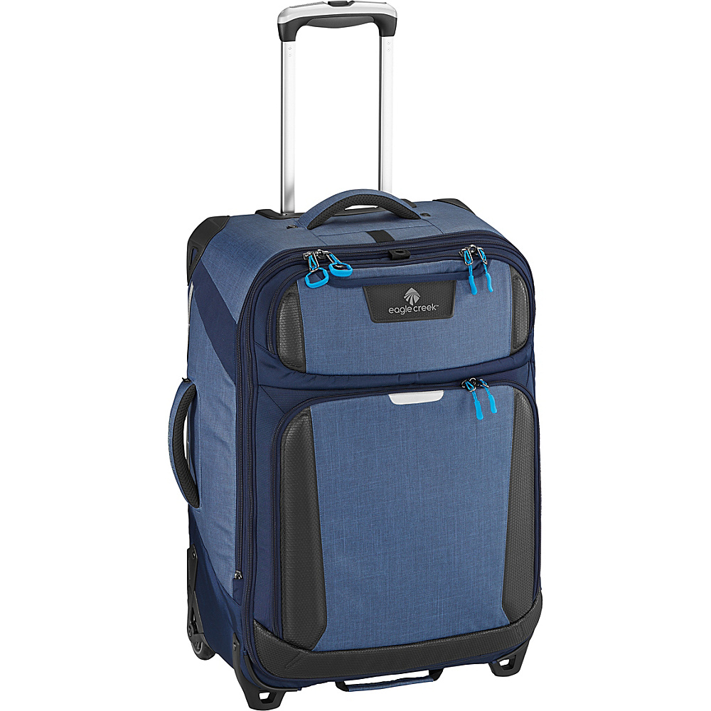 Eagle Creek Tarmac 26 Upright Slate Blue - Eagle Creek Softside Checked - Luggage, Softside Checked