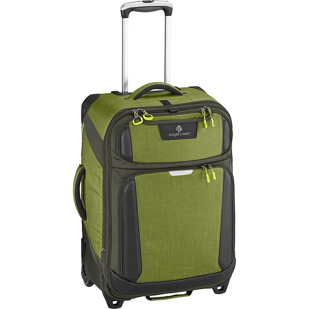 Eagle Creek Tarmac 26 Upright Highland Green - Eagle Creek Softside Checked - Luggage, Softside Checked
