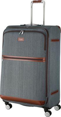 Ted Baker Luggage Falconwood Large Spinner Luggage Grey - Ted Baker Luggage Large Rolling Luggage