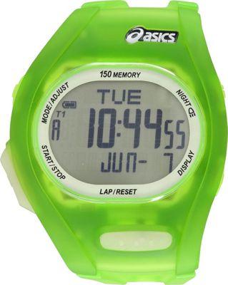 Asics Night Run Watch Green - Asics Wearable Technology