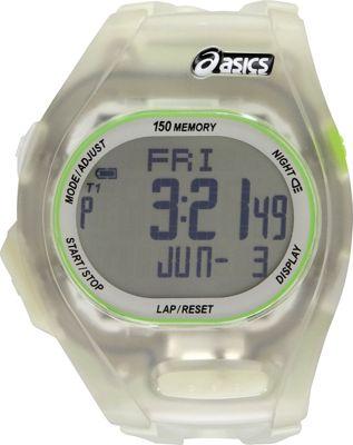 Asics Night Run Watch Clear - Asics Wearable Technology