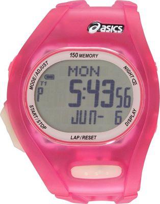 Asics Night Run Watch Pink - Asics Wearable Technology