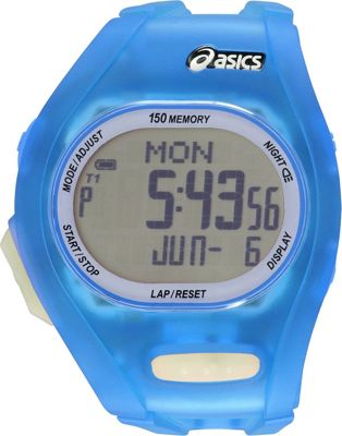 Asics Night Run Watch Blue - Asics Wearable Technology