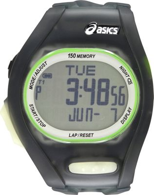 Asics Night Run Watch Gray - Asics Wearable Technology