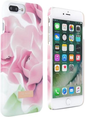 Ted Baker iPhone 6 & 7 Plus Case Annotei Porcelain Rose Nude - Ted Baker Electronic Cases