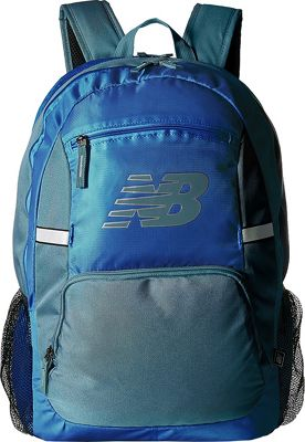 New Balance New Balance Accelerator Backpack Electric Blue - New Balance School & Day Hiking Backpacks
