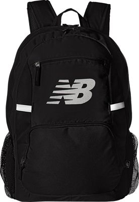 New Balance Accelerator Backpack Black - New Balance School & Day Hiking Backpacks