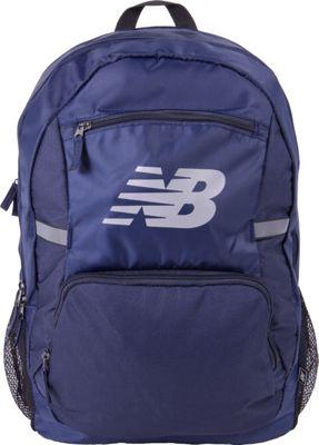 New Balance Accelerator Backpack Navy - New Balance School & Day Hiking Backpacks