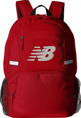 New Balance Accelerator Backpack Team Red - New Balance School & Day Hiking Backpacks