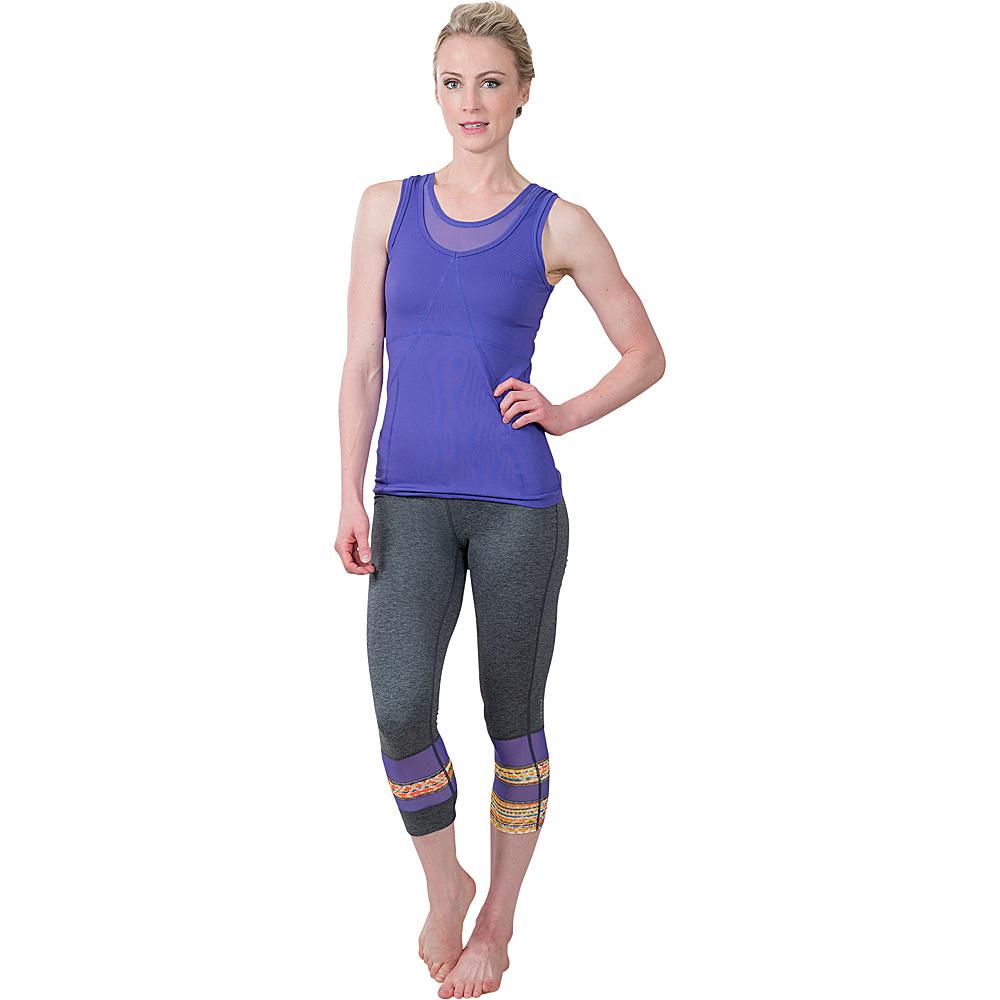 Soybu Long Board Capri XS - Horizon - Soybu Womens Apparel - Apparel & Footwear, Women's Apparel