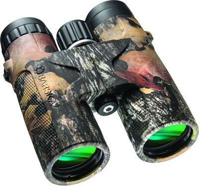 Barska Blackhawk Binoculars Green Lens 10x42mm Mossy Oak - Barska Sports Accessories