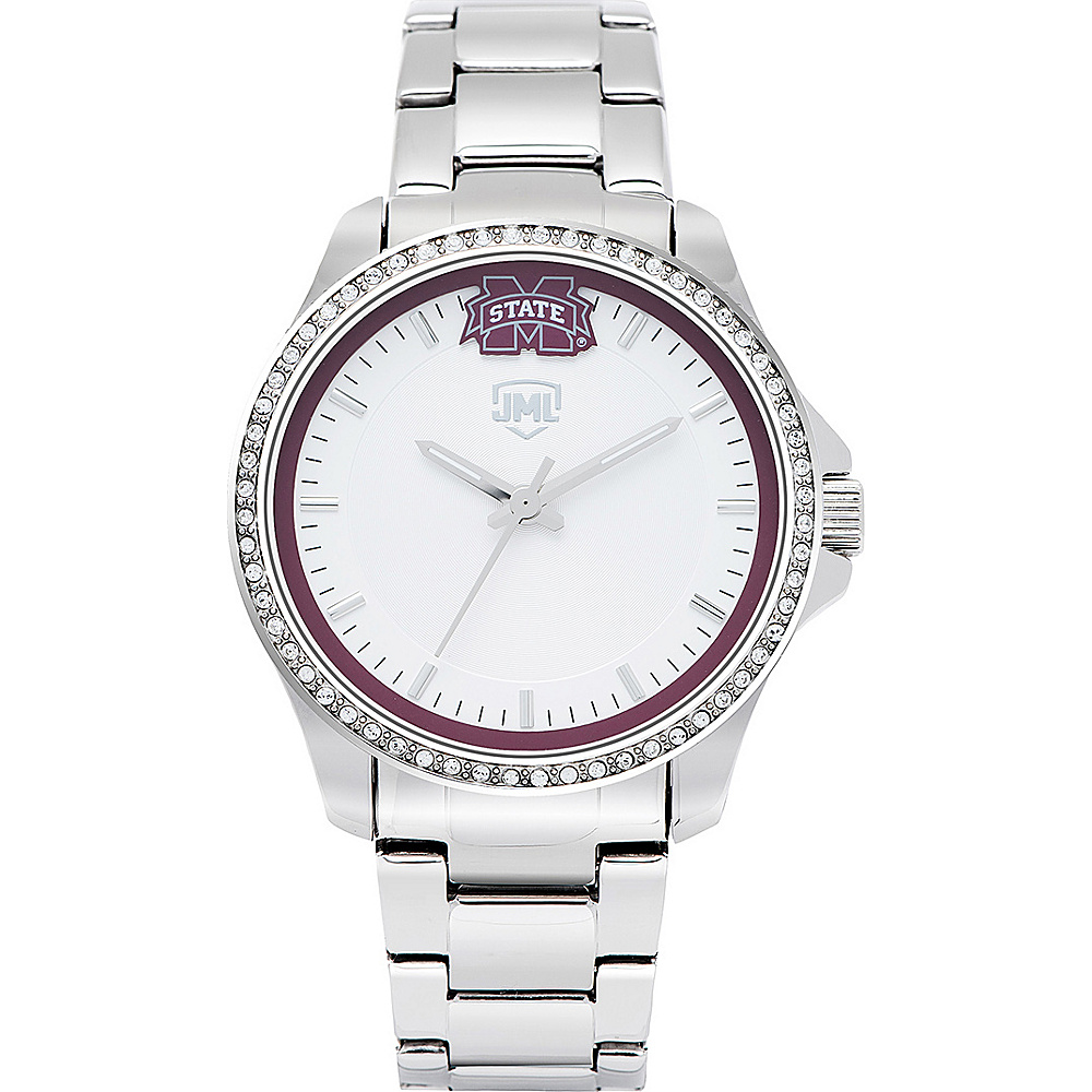 Jack Mason League Womens NCAA Glitz Sport Watch Mississippi State - Jack Mason League Watches - Fashion Accessories, Watches