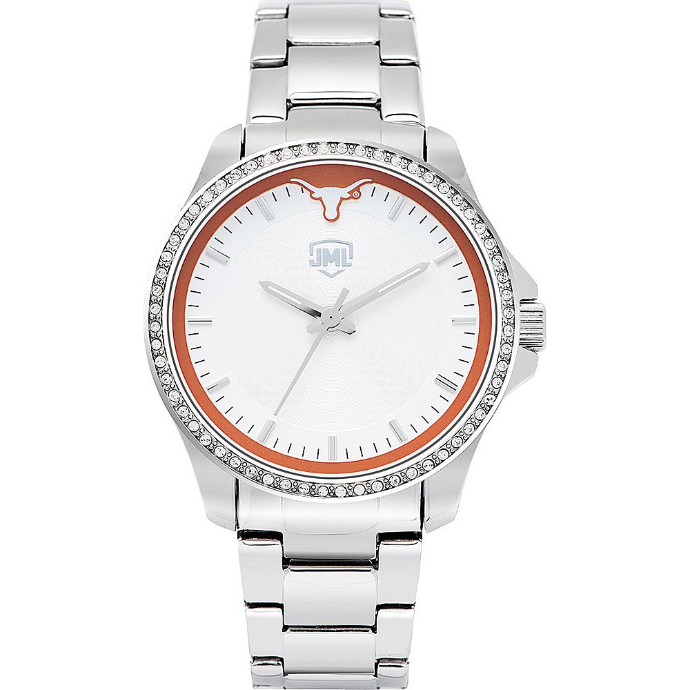 Jack Mason League Womens NCAA Glitz Sport Watch Texas - Jack Mason League Watches - Fashion Accessories, Watches