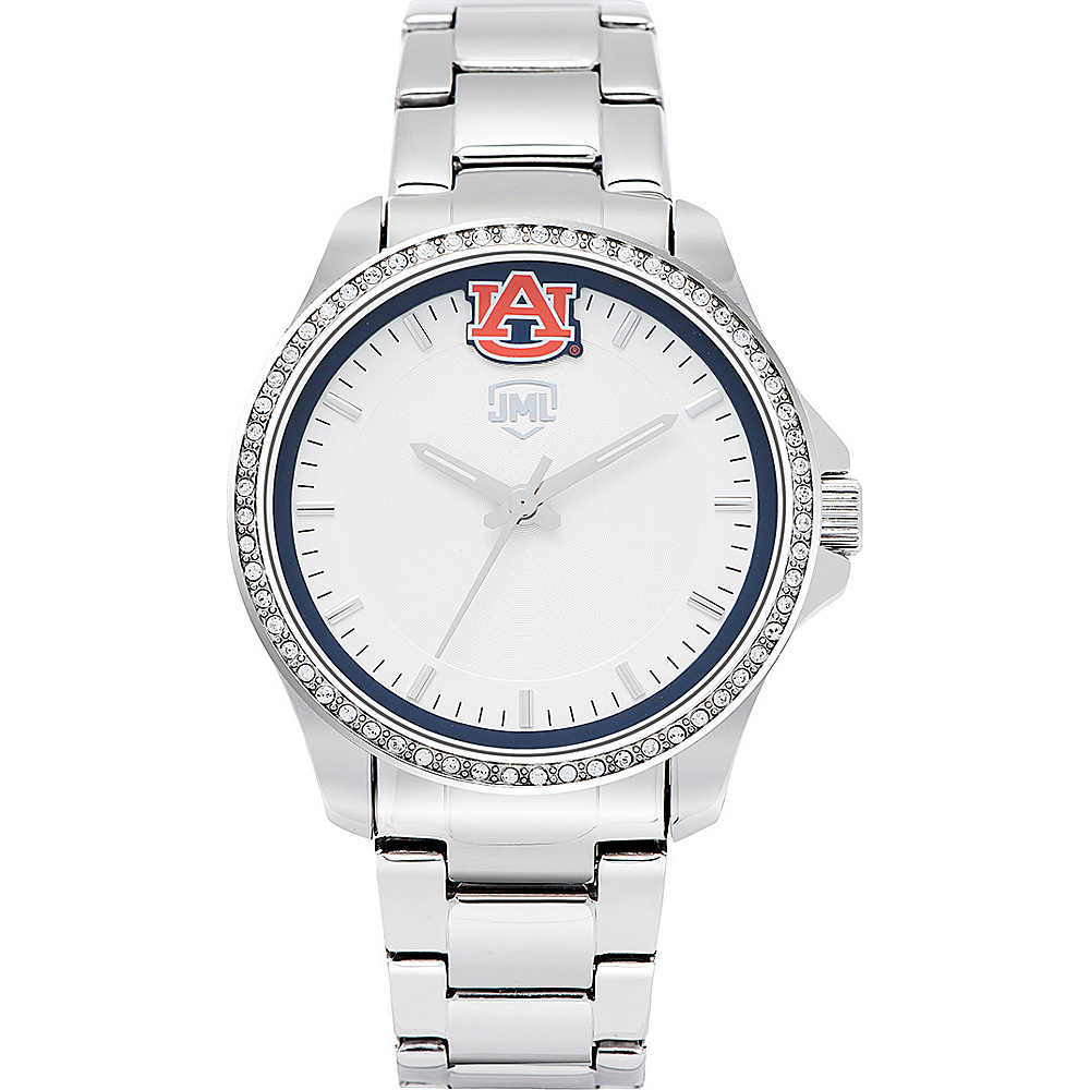 Jack Mason League Womens NCAA Glitz Sport Watch Auburn - Jack Mason League Watches - Fashion Accessories, Watches
