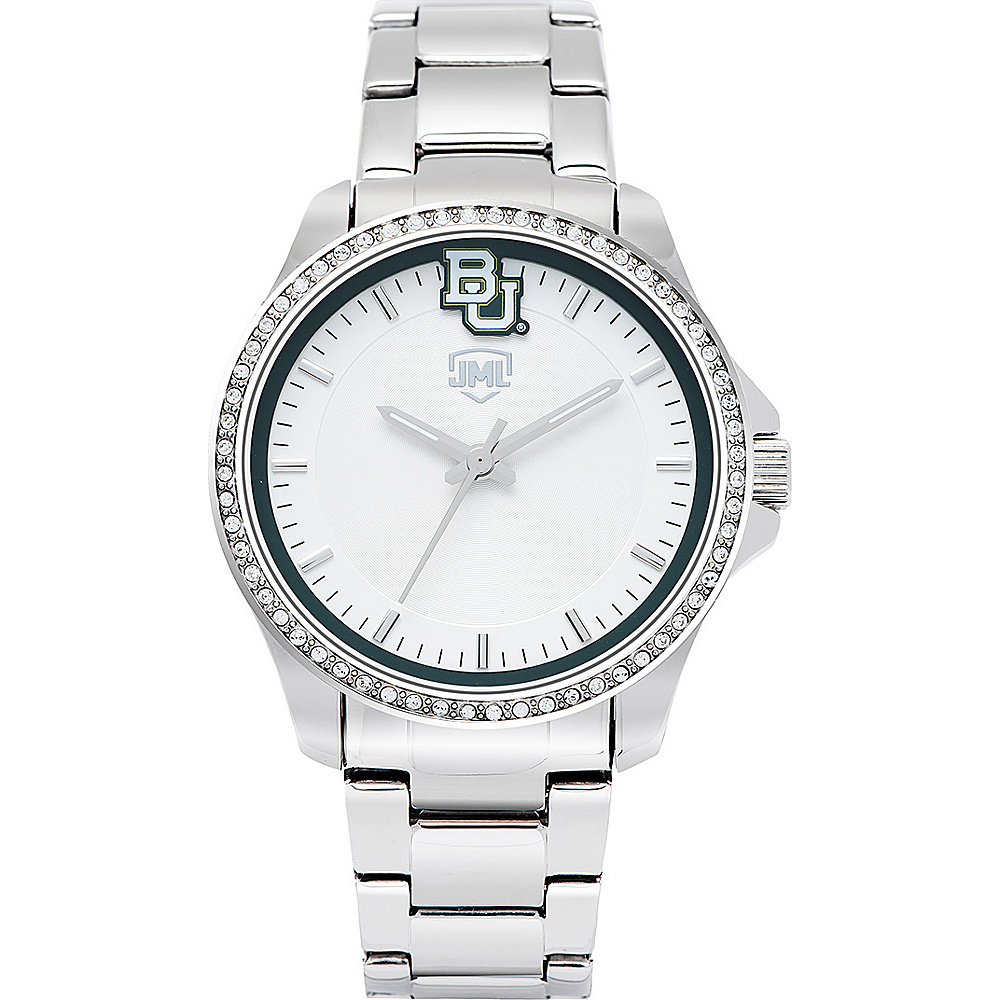 Jack Mason League Womens NCAA Glitz Sport Watch Baylor - Jack Mason League Watches - Fashion Accessories, Watches