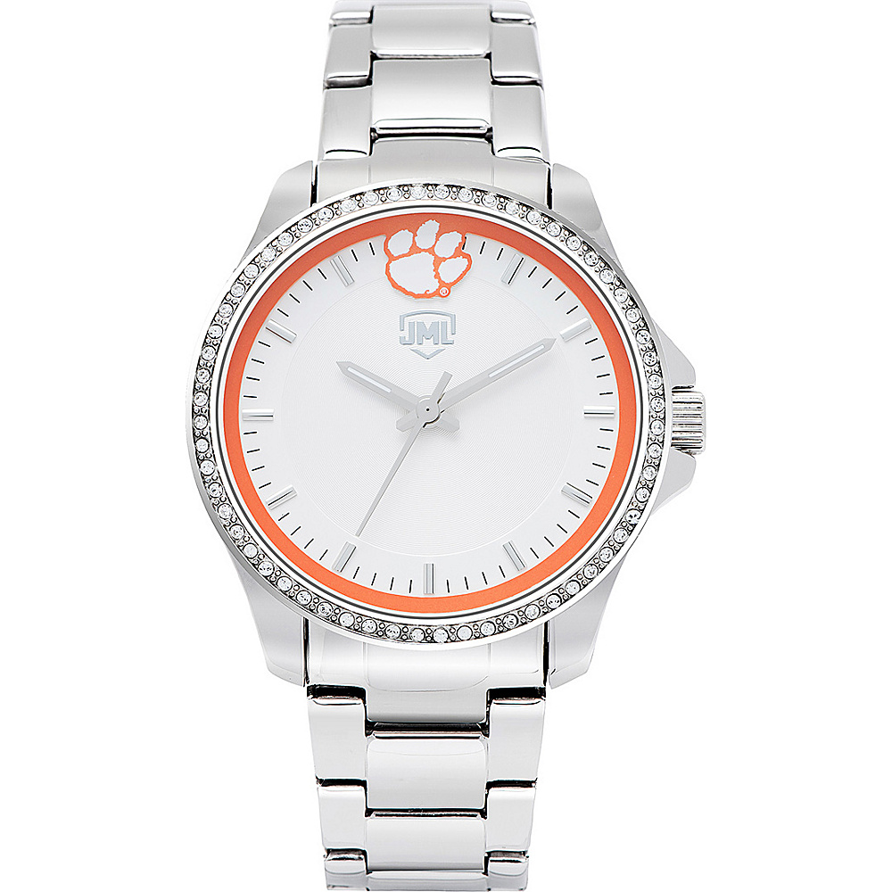Jack Mason League Womens NCAA Glitz Sport Watch Clemson - Jack Mason League Watches - Fashion Accessories, Watches