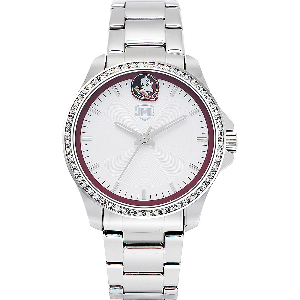 Jack Mason League Womens NCAA Glitz Sport Watch Florida State - Jack Mason League Watches - Fashion Accessories, Watches