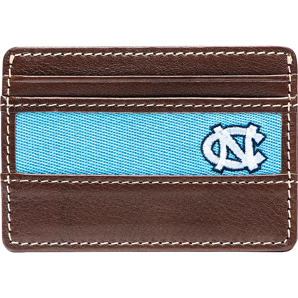 Jack Mason League NCAA Alumni ID Card Case North Carolina - Jack Mason League Mens Wallets - Work Bags & Briefcases, Men's Wallets