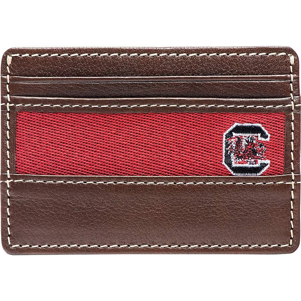 Jack Mason League NCAA Alumni ID Card Case South Carolina - Jack Mason League Mens Wallets - Work Bags & Briefcases, Men's Wallets