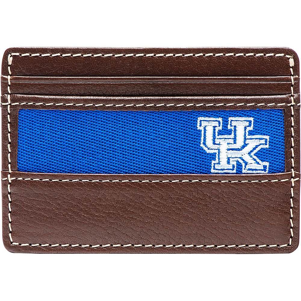 Jack Mason League NCAA Alumni ID Card Case Kentucky - Jack Mason League Mens Wallets - Work Bags & Briefcases, Men's Wallets